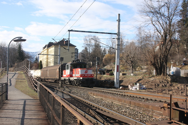 1163 016-7 Villach Draubrücke