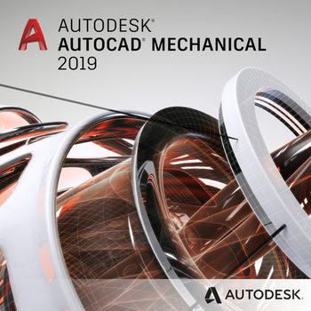 Autodesk AutoCAD Mechanical 2019.1 - ITA