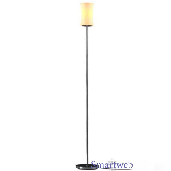 Stehlampe Wohnzimmerlampe 146cm Standlampe Stehleuchte
