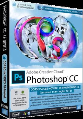 Grafica Digital Foto n.83 - VideoCorso Photoshop CC - le Novità - ITA