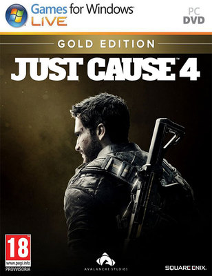 [PC] Just Cause 4 (2018) Gold Edition Multi - FULL ITA