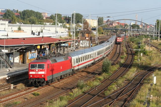 120 146-6 Berlin Warschauer Straße