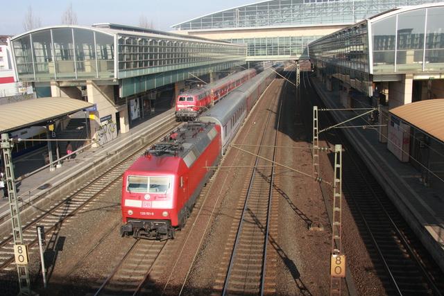 120 151-6 Hannover Messe Laatzen