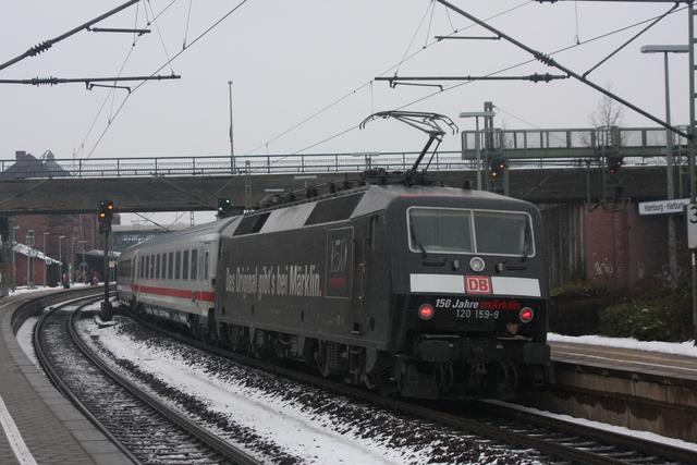 120 159-9 MärklinHamburg-Harburg