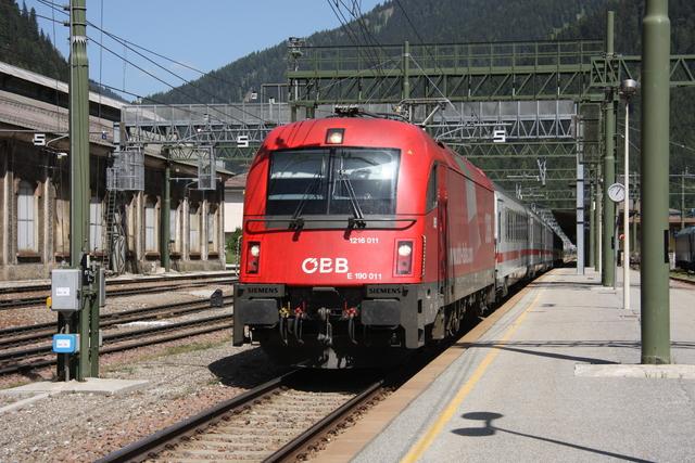 1216 011 Brennero Brenner