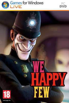 [PC] We Happy Few (2018) Multi - SUB ITA