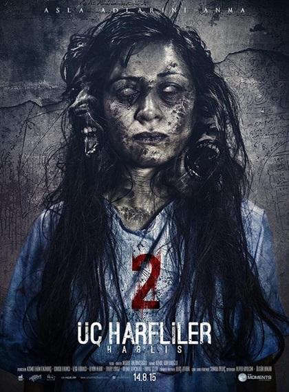 Üç Harfliler 2: Hablis 2015 DVDRip XviD Yerli Film – Tek Link