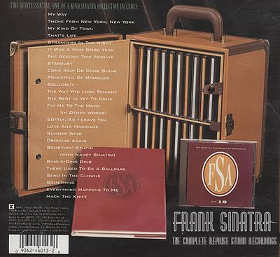 Frank Sinatra - The Complete Reprise Studio Recordings [20 CD] (1995).Mp3 - 320Kbps