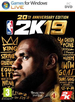 [PC] NBA 2K19 (2018) Multi - SUB ITA