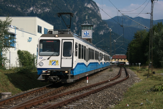 12 Ausfahrt Garmisch-Partenkichen
