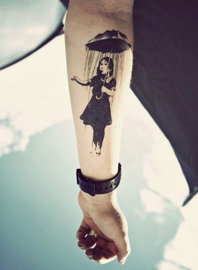 Tatuaże inspirowane sztuką 14