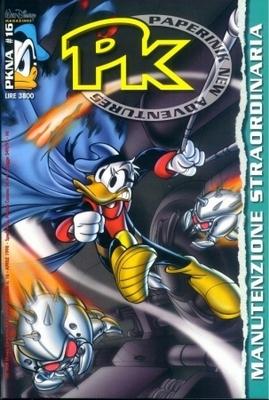 PKNA - 16 - Manutenzione straordinaria (1998)
