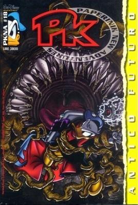 PKNA - 18 - Antico Futuro (1998)