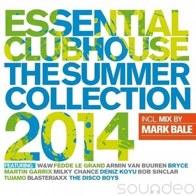 VA - Essential Clubhouse - The Summer Collection 2014 [3CD] (2014) .mp3 - V0