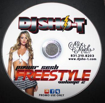 POWERSESH FREESTYLE EDITION VOL.2 (2012)