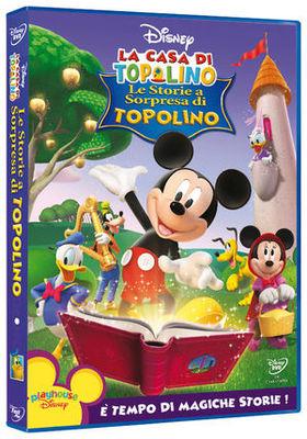 LA Casa Di Topolino - Le Storie A Sorpresa Di Topolino (2011).Dvd5 Full Copia 1:1 - ITA Multi