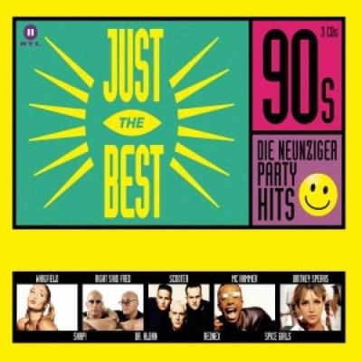 Just the Best 90s [3 CD] (2012).Mp3 - 320Kbps