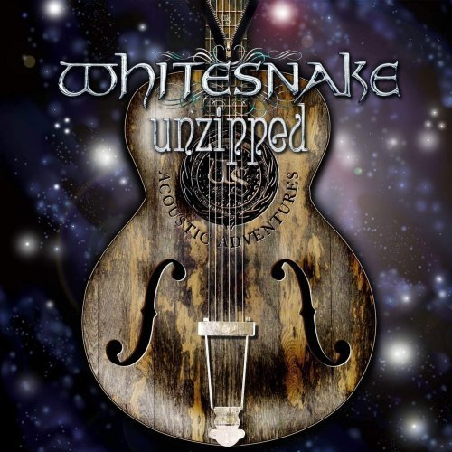 Whitesnake - Unzipped (Box Set 5Cd) (2018)