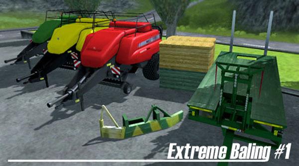 Extreme Baling