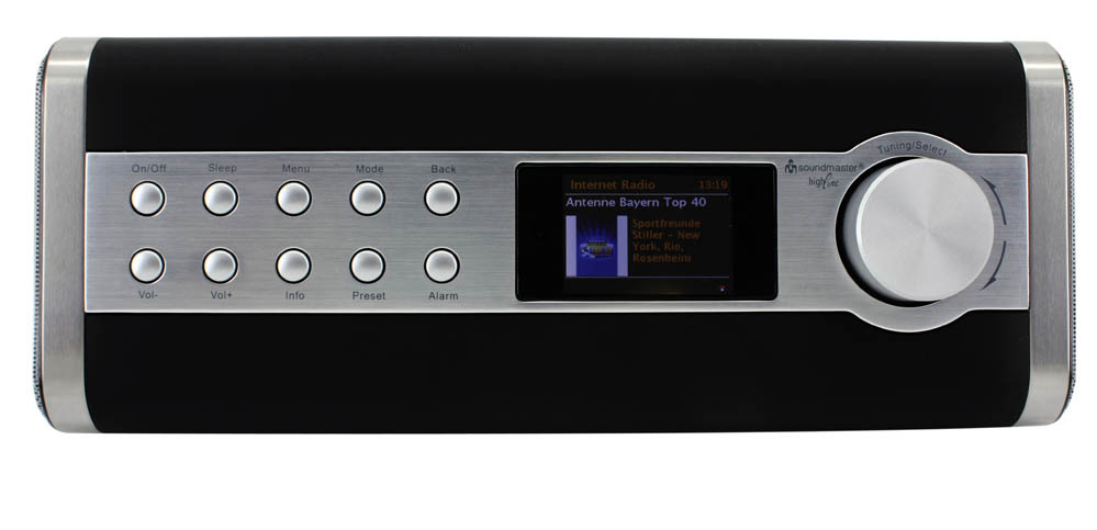 soundmaster ir3000dab webradio internetradio dab dab wlan. Black Bedroom Furniture Sets. Home Design Ideas