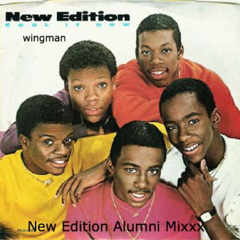 NEW EDITION ALUMNI MIXXX