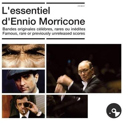 Ennio Morricone - L'Essentiel Ennio Morricone 2014 (2014) .mp3 - 320kbps