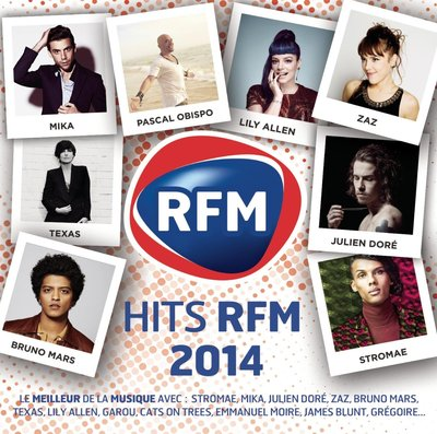 VA - Hits RFM 2014 (2014) .mp3 - 320kbps
