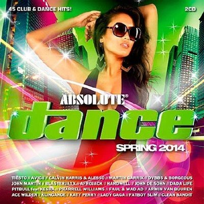 VA - Absolute Dance Spring 2014 (2014) .mp3 - 320kbps