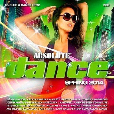 VA - Absolute Dance Spring 2014 (2014) .mp3 - 320kbps