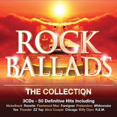 VA - Rock Ballads. The Collection [3CD] (2014) .mp3 - 320kbps