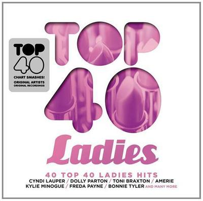 VA - Top 40 - Ladies (2014) .mp3 - 320kbps
