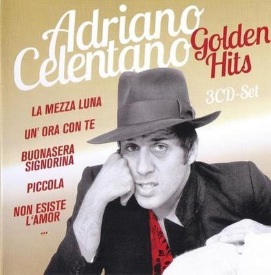 Adriano Celentano - Golden Hits [3CD] (2013) .mp3 - 320kbps