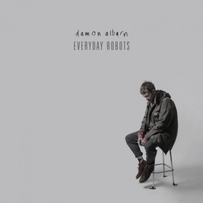 Damon Albarn - Everyday Robots [Japan Deluxe Edition] (2014) .mp3 - 320kbps