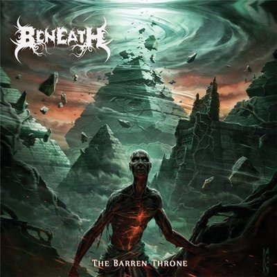 Beneath - The Barren Throne (2014) .mp3 - 320kbps
