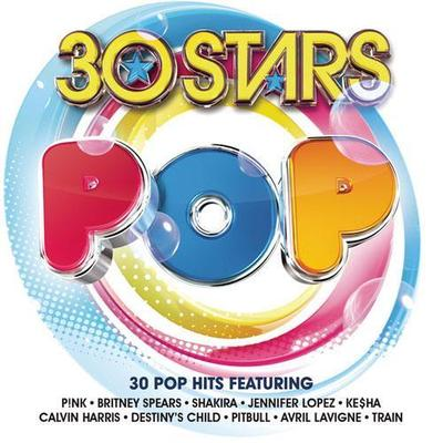 VA - 30 Stars: Pop (2014) .mp3 - 320kbps