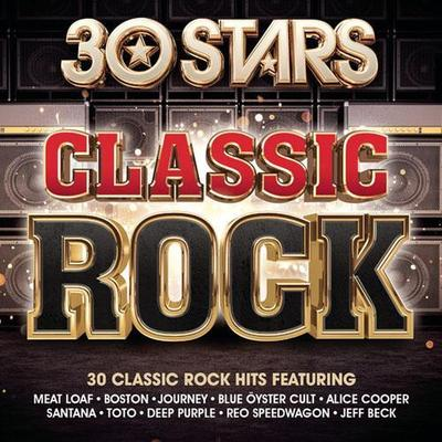 VA - 30 Stars: Classic Rock (2014) .mp3 - 320kbps
