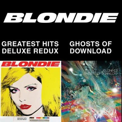 Blondie - Blondie 4(0)-Ever: Greatest Hits Deluxe Redux / Ghosts of Download (2014) .mp3 - 320kbps