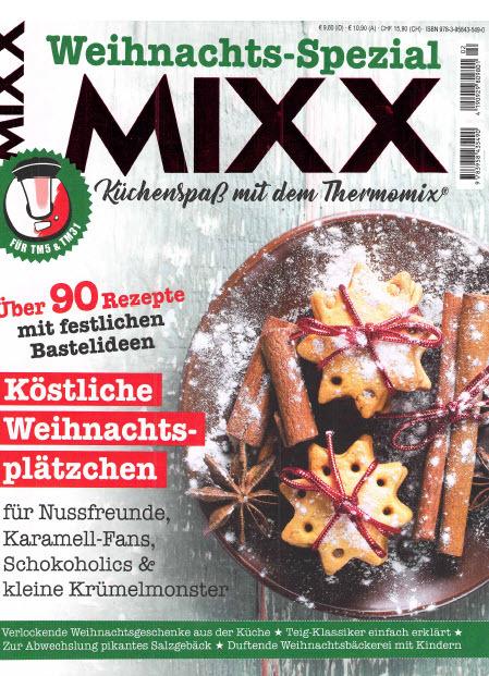 Thermomix Mixx Magazin Weihnachts-Spezial