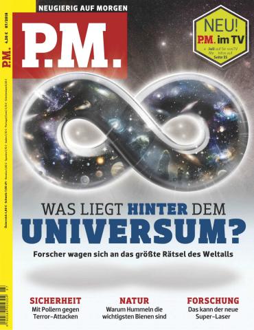 PM Wissensmagazin (Neugierig auf Morgen) Juli No 07 2018