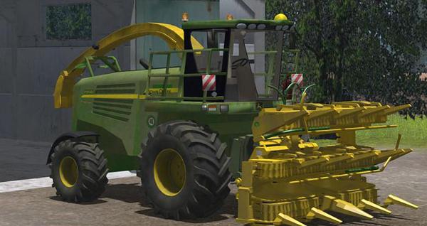 John Deere 7950i V 2.0 Dirt