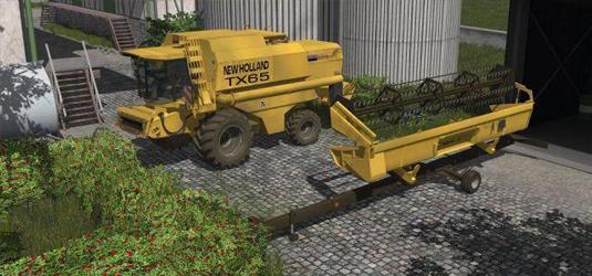 New Holland TX 65 V2 Dirt