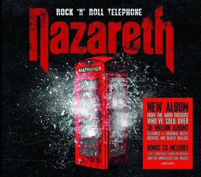 Nazareth - Rock 'n' Roll Telephone (Deluxe Edition) (2014) .mp3 - 320kbps