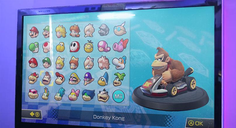 Personajes DLC Mario Kart 8