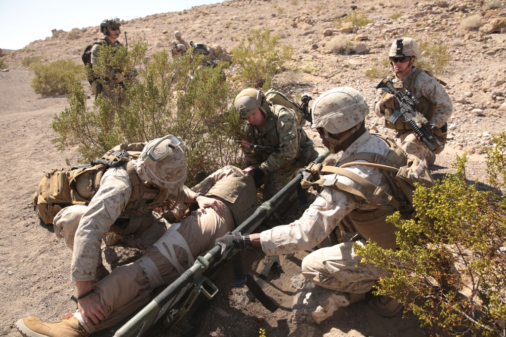 was nennen sich Marines?