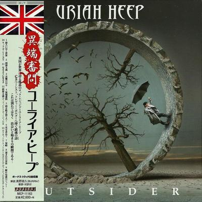 Uriah Heep - Outsider [Japanese Edition] (2014) .mp3 - 320kbps