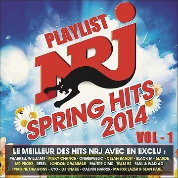 VA - Playlist NRJ Spring Hits 2014 Vol.01 (2014) .mp3 - 320kbps