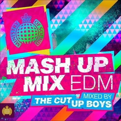 VA - Ministry Of Sound: Mash Up Mix EDM 2014 [2CD] (2014) .mp3 - 320kbps