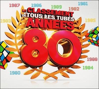 VA - Le Classement De Tous les Tubes Années 80 [5CD] (2014) .mp3 - 320kbps