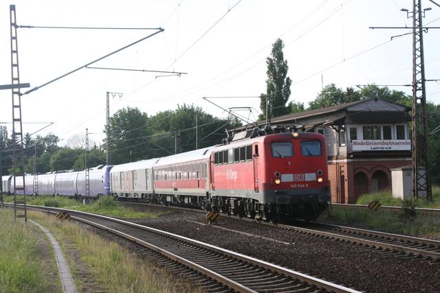 140 544- DB Cargo Lehrte