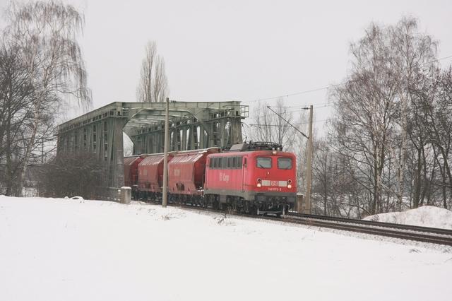 140 572-9 DBCargo Woltorf